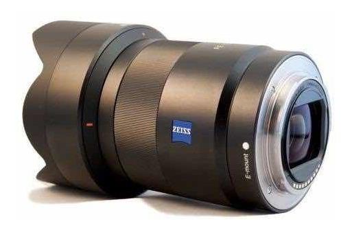 Lente Zeiss Fe 55mm 1.8 Sony