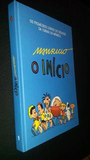 Coleção Graphic - Turma Mônica - O Início - Primeiros Livros