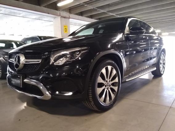 Mercedes Benz Glc300 Coupe Avangarde Negra 2018