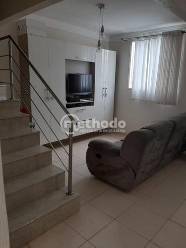 Casa Em Condomínio Na Região Do  Shopping Dom Pedro - Campinas - Ca00802 - 69005014