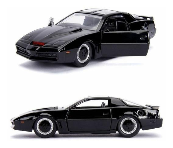 Kitt Auto Increible Knight Rider Pontiac Firebird Jada 1/32