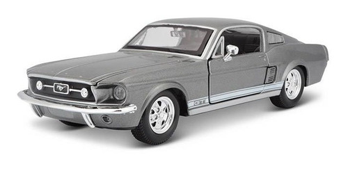 Auto Coleccionable Ford Mustang Gt 1967 1:24