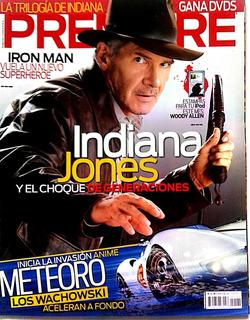 Cine Indiana Meteoro Iron Robert Narnia Bracho Ariel Ficg