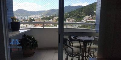 Ótimo Apartamento 03 Dormitórios (1ste) 2 Vagas, Para Alugar, No Córrego Grande - Semi-mobiliado! - Ap2529