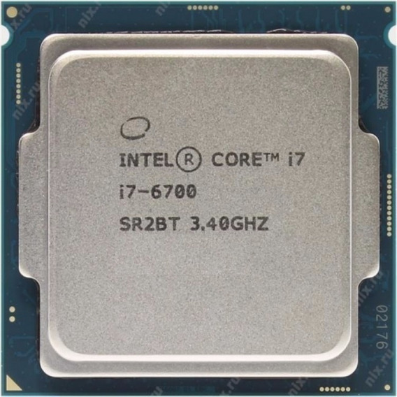 Processador Intel I7 6700 Funcionando 100%