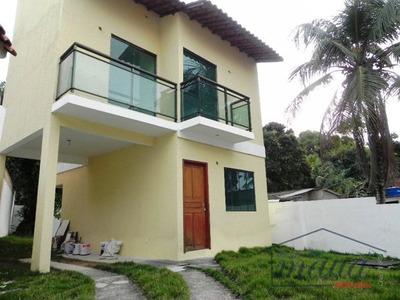 Casa Em Condomínio Com 3 Quartos No Residencial Pirajá - 115003-v