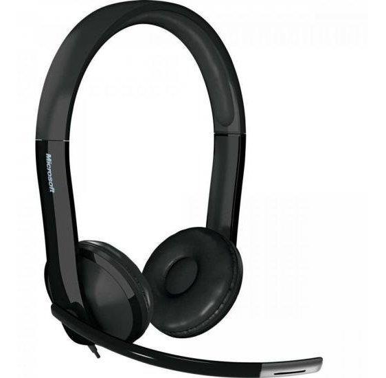 Headset Usb Lx-6000 Microsoft