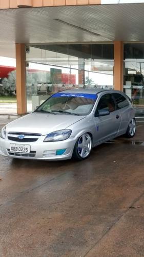 Imagem 1 de 7 de Chevrolet Celta 2013 1.0 Ls Flex Power 3p