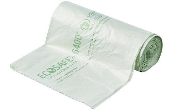 Stout E2430e85 - Bolsas De Basura Compostables De 45,72 X