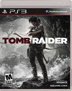 Tom Raider Juego Ps3