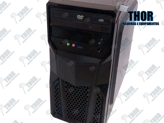 Pc Core 2 Duo 3.0ghz E8400 Ddr3 2gb Hd 160gb