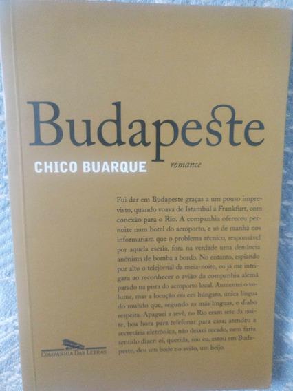 Livro Budapeste