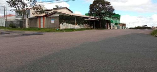 Imagem 1 de 25 de Esquina.ponto De Ônibus Na Frente.a Uma Quadra Do Posto De Saúde. - Mdc-004