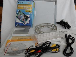 Impresora Digital Sony Mod. Spp-ex5 Completa Con Papel