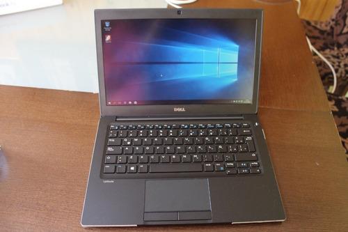 Ultrabook Dell Latitude 7280 I5 De 7ma Gen 16gb Ram Ssd 256g