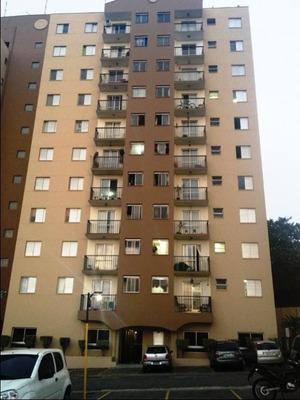 Apartamento Em Vila Curuçá, São Paulo/sp De 57m² 2 Quartos À Venda Por R$ 245.000,00 - Ap233599