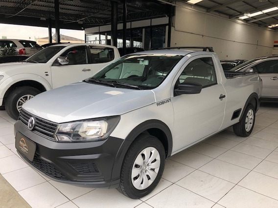 Volkswagen Saveiro 1.6 Msi Robust Cs 8v Flex 2p Manual 2018