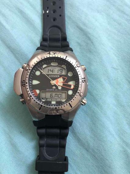 Relógio Citzen Aqualand Jp1060
