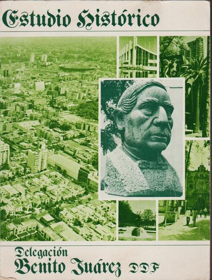Estudios Históricos - Delegación Benito Juárez