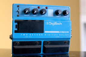 Delay Digitech Pds 1002 (red Hot Chili Peppers)