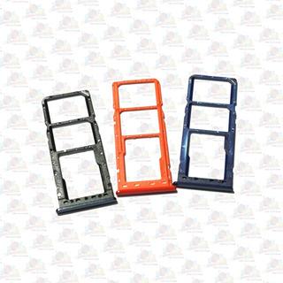 Refaccion Bandeja De Sim Dual Sim Galaxy A10 A105 Nuevo