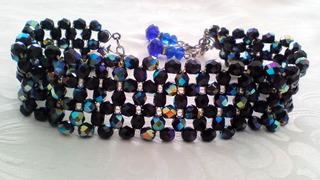 Collar De Cristal Swarovski. Set.