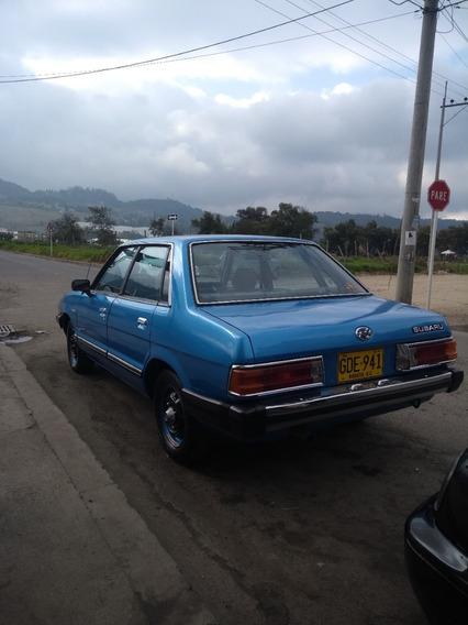 Subaru 1981 Glf 2021