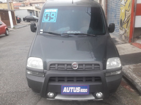 Fiat Doblò 1.8 Adventure Locker Flex 5p 2009