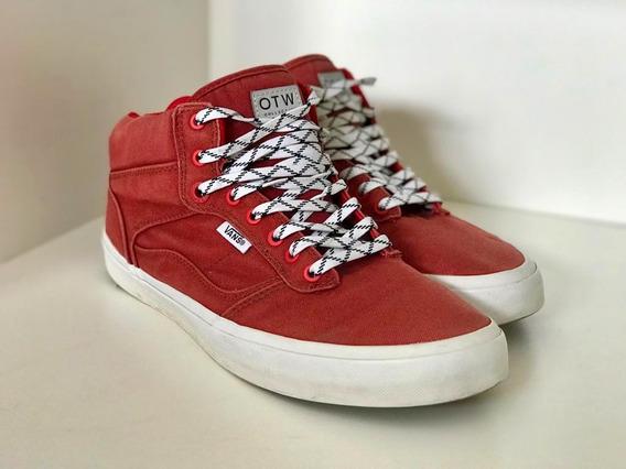 Zapatillas Vans Otw Collection ¡como Nuevas!