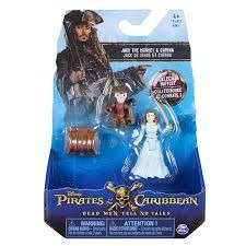 Jack Monkey Carina - Piratas Caribe - Salazars - Collectoys