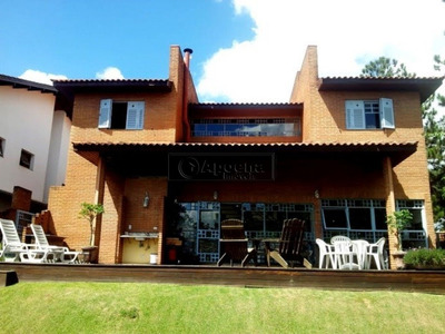 Casa Em Condominio - Aldeia Da Serra - Ref: 67592 - V-67592