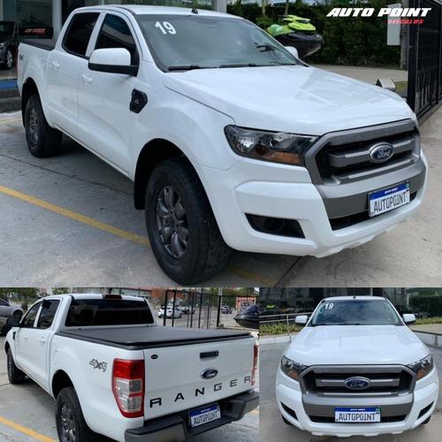 Ford Ranger 2.2 Xl Cab. Dupla 4x4 4p 2019