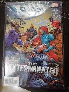 Xmen The Exterminated Marvel One Shot Comic
