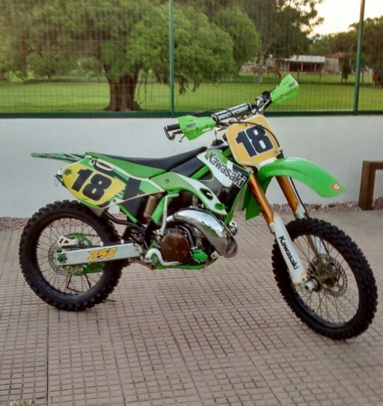Kx 250 - 2 Tempos