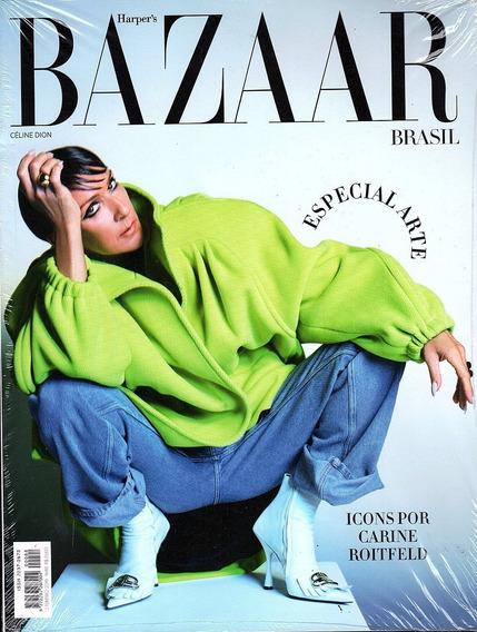 Harpers Bazaar Brasil Nº 088 - Céline Dion