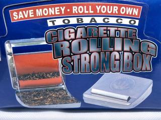 Roladora De Cigarros Automática Y De Alta Resistencia
