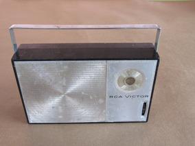 Radio Rca Victor Antigo