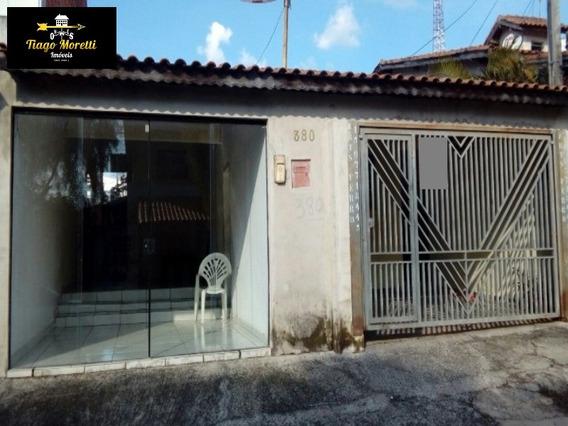 Casa Com Salão Comercial * Oportunidade * R$ 160 Mil - Ca00077 - 32345716