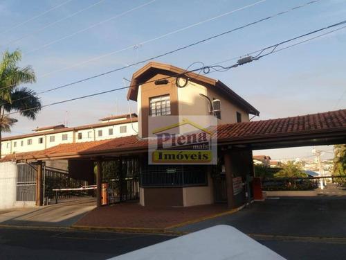 Imagem 1 de 12 de Apartamento Residencial Para Locação, Parque João De Vasconcelos, Sumaré - Ap0853. - Ap0853