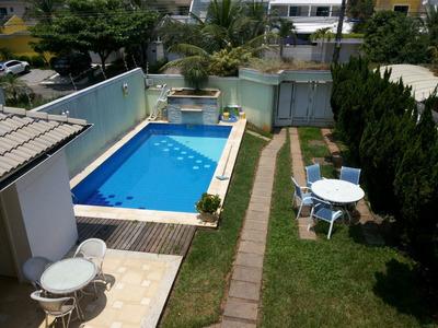 Casa A Venda No Bairro Recreio Dos Bandeirantes Em Rio De - 4024-1