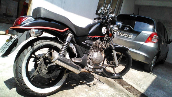 Chopper Road 150 Linda !!!(intruder 125)vendo Ou Troco