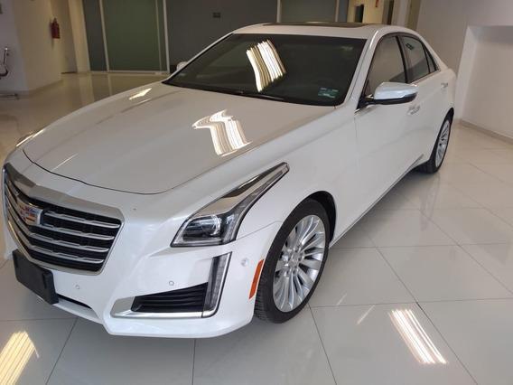 Cadillac Cts 2019 3.6 Premium V6 At