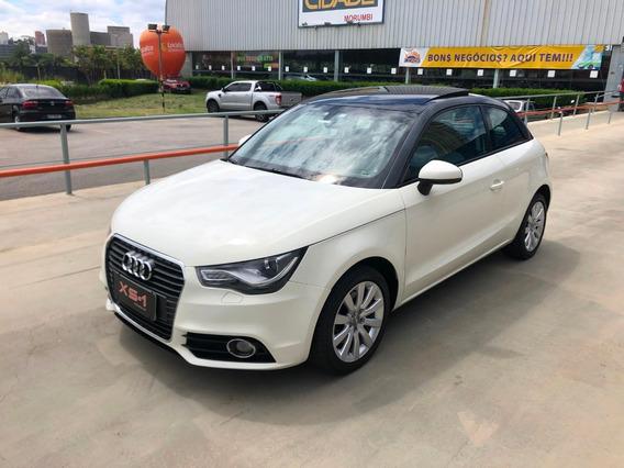 Audi A1 2012, Automatico, 3p, Teto Solar, Top, Attraction