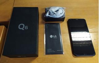 Lg Q6 32gb Dual, 4g, Tela 5.5 , 3gb Rm, Octacore