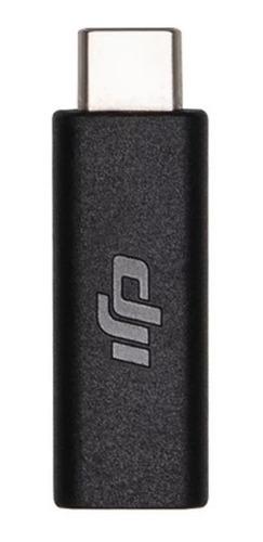 Dji Osmo Pocket Original Adaptador De Micrófono 3.5 Mm