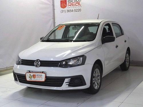 Imagem 1 de 12 de Volkswagen Gol 1.6 Msi Totalflex Trendline 4p Manual