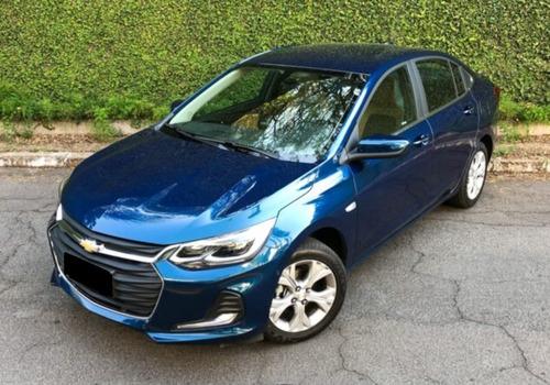 Imagem 1 de 11 de Chevrolet Onix Plus 2020 1.0 Premier I Turbo Aut. 4p