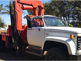 Caminhão Gm 14000 1993 Munck Hidrauguincho 25000 12,5 Ton
