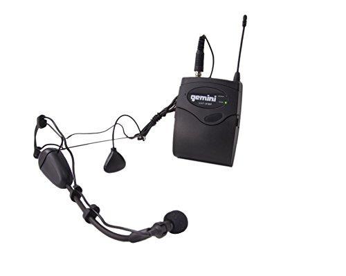 Gemini Uhf Series Uhf-01hl-f1 Audio Profesional Dj Equimpent