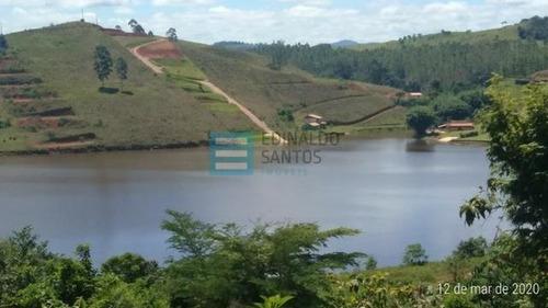 Edinaldo Santos - Terreno De 10.000m2 Na Margem Da Represa João Penido - 849